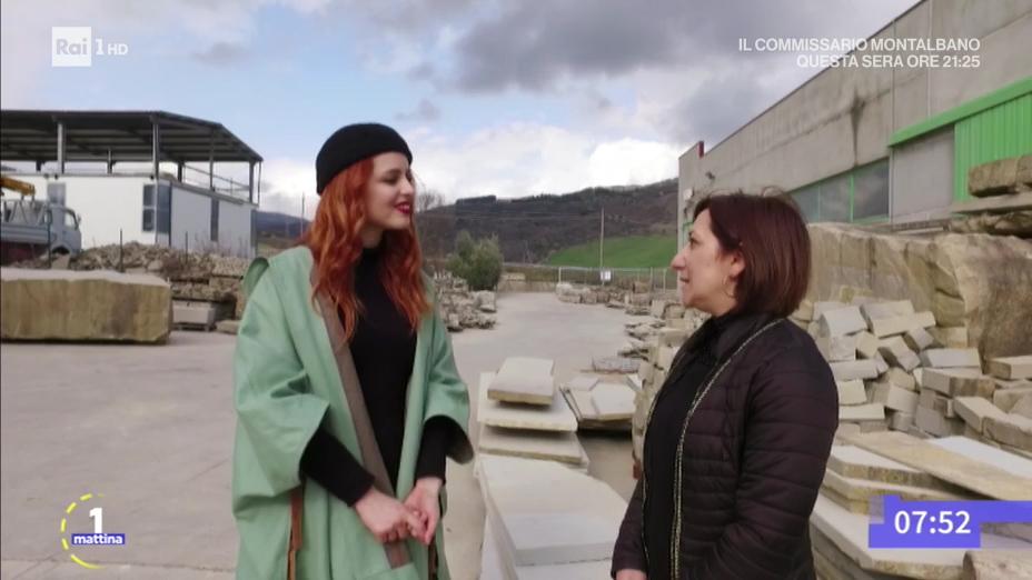 La pietra di Gorgoglione